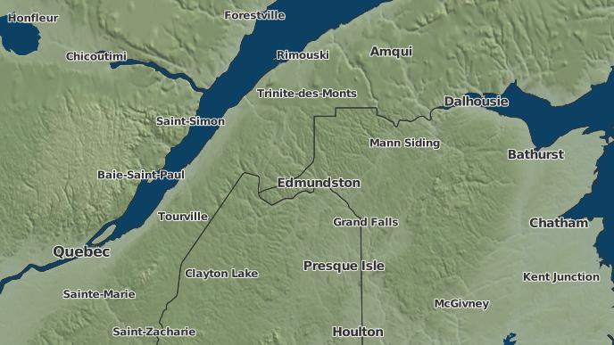 for Grand-Ruisseau, New Brunswick