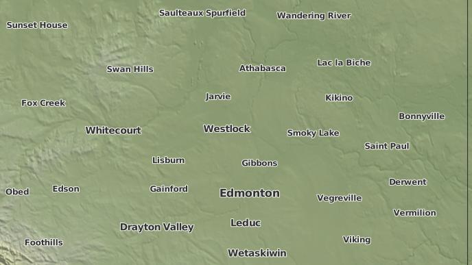 for Anton Lake, Alberta