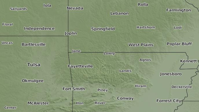 Ponca Arkansas Map.3 Day Severe Weather Outlook Ponca Arkansas The Weather Network