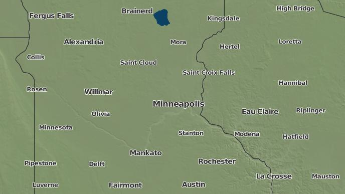 Hugo Minnesota Map.3 Day Severe Weather Outlook Hugo Minnesota The Weather Network