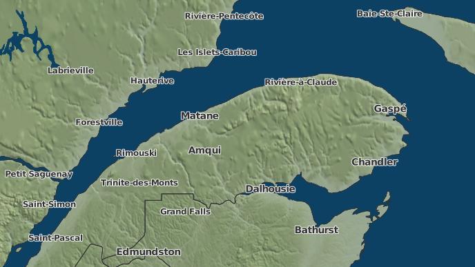 for Rivière-Bonjour, Quebec