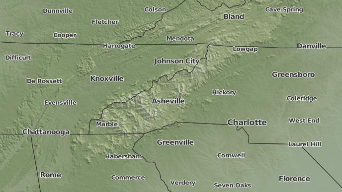 Old Fort Nc Map.3 Day Severe Weather Outlook Old Fort North Carolina The Weather