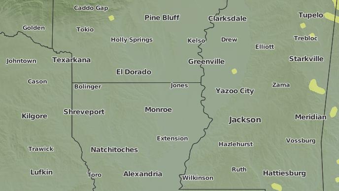 for Meridian, Arkansas
