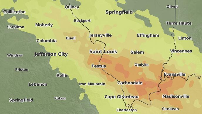 for Saint Peters, Missouri