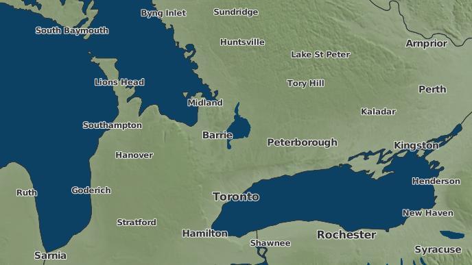 pour Ancona Point, Ontario