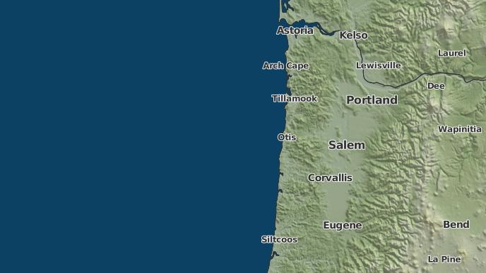 3 Day Severe Weather Outlook Otis Oregon The Weather Network