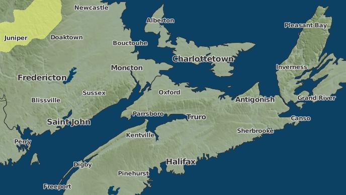 for Mapleton, Nova Scotia