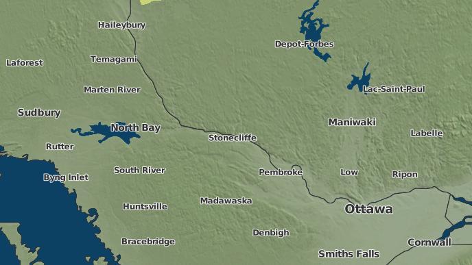 pour Acanthus, Ontario