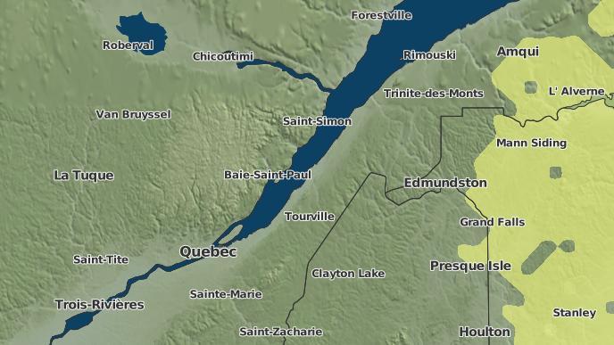 for Le Remous, Quebec