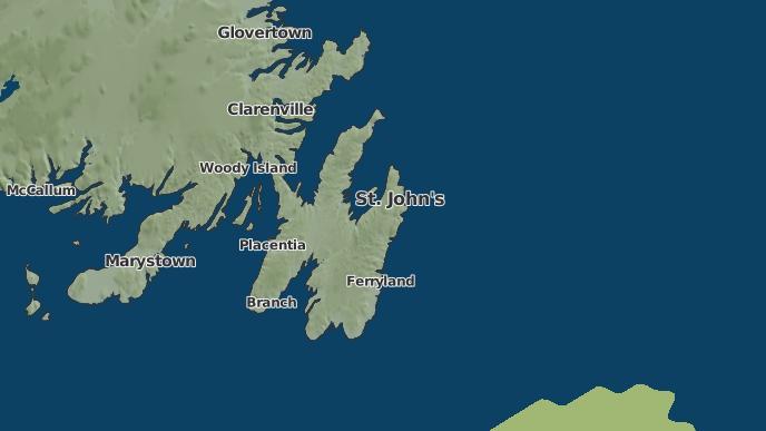 pour Freshwater, Terre-Neuve-et-Labrador