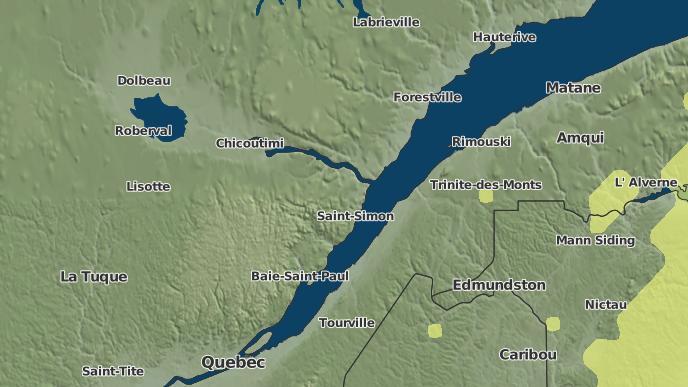 for La Passe-de-Roche, Quebec