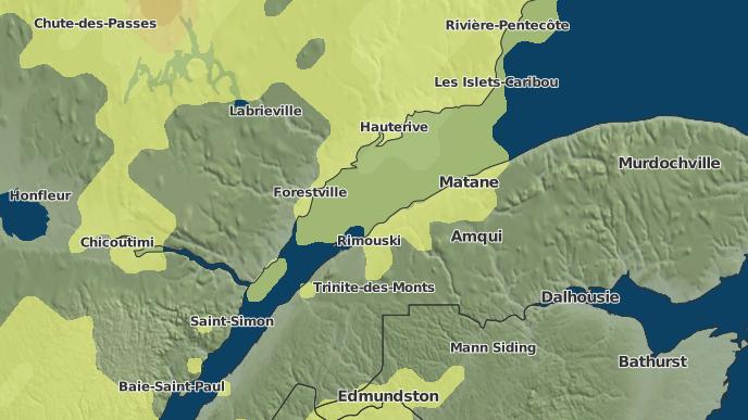 for Saint-Ulric, Quebec