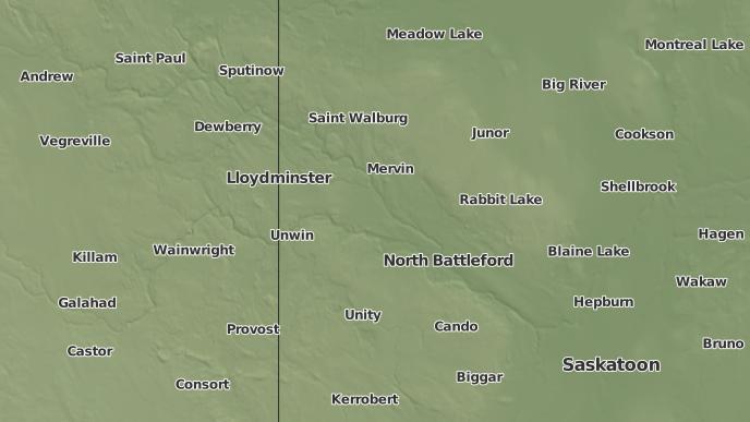 pour Freemont, Saskatchewan