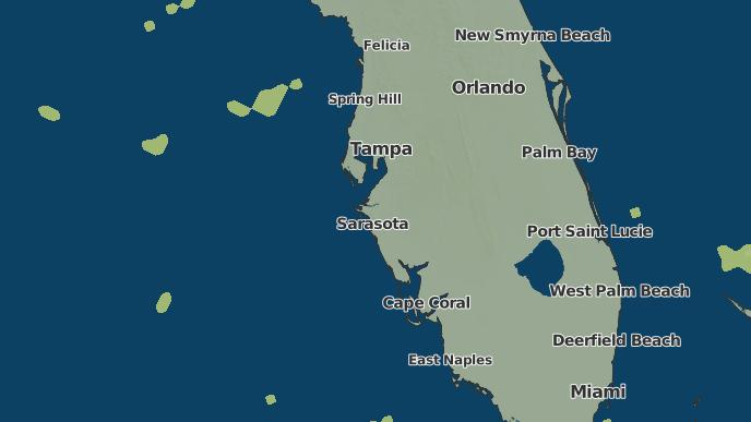 Arcadia Florida Map.3 Day Severe Weather Outlook Arcadia Florida The Weather Network