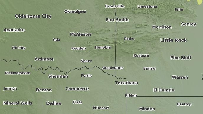 for Arthur City, Texas