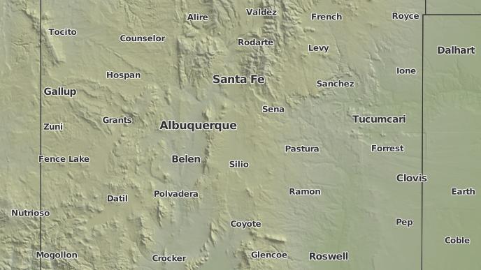 for Albuquerque, New Mexico