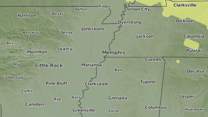 pour Aiken, Mississippi