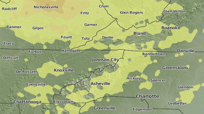 Limestone Tennessee Map.3 Day Severe Weather Outlook Limestone Tennessee The Weather Network
