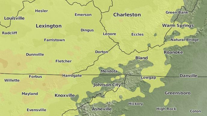 for Pinetop, Kentucky