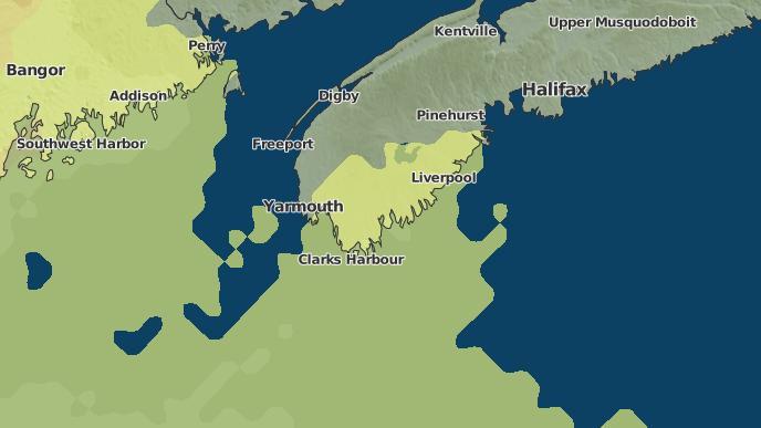 for Argyle, Nova Scotia