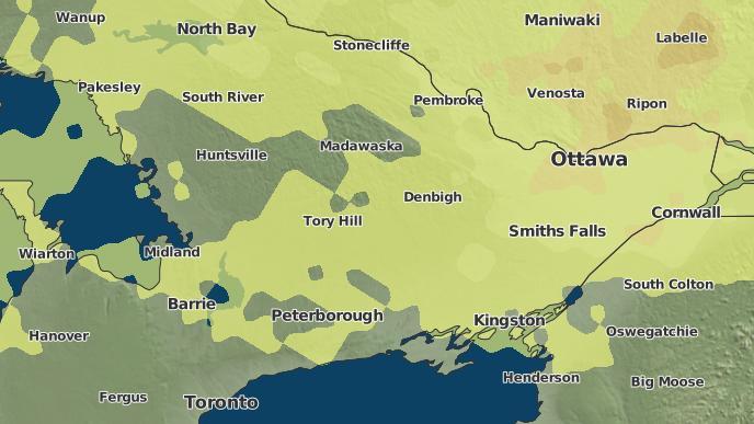 pour Craigmont, Ontario