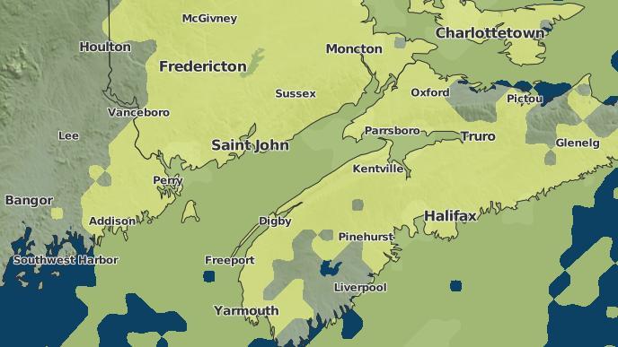 for Roxbury, Nova Scotia