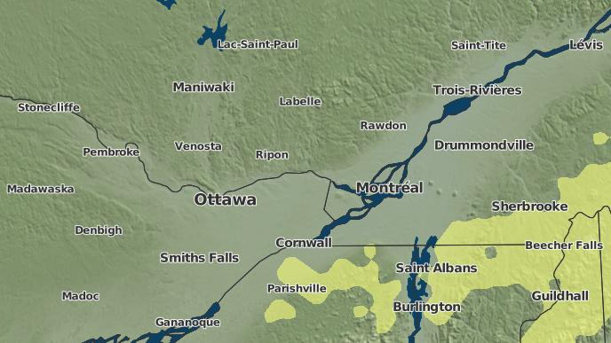 for Alfred and Plantagenet, Ontario