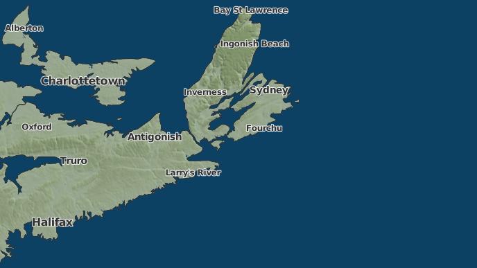 for Rear Big Pond, Nova Scotia