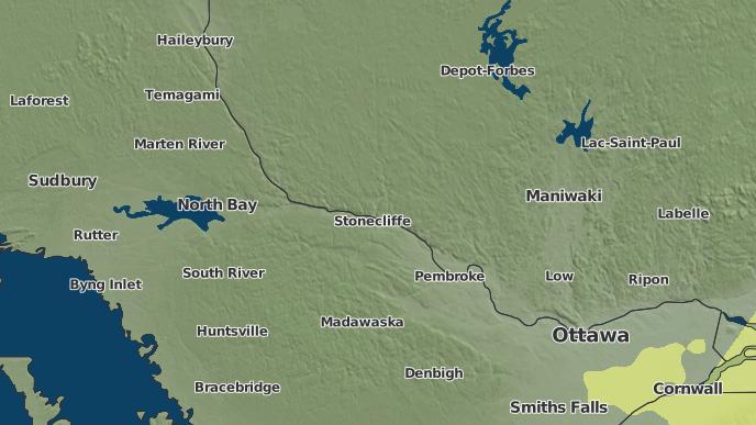 pour Aylen, Ontario