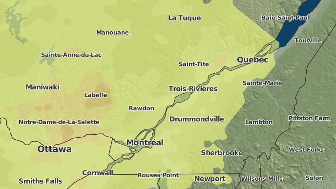 for Saint-Charles-Borromée, Quebec