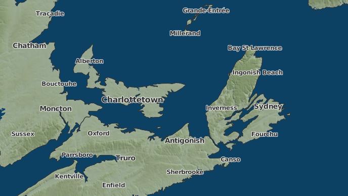 pour Avondale, Île-du-Prince-Édouard