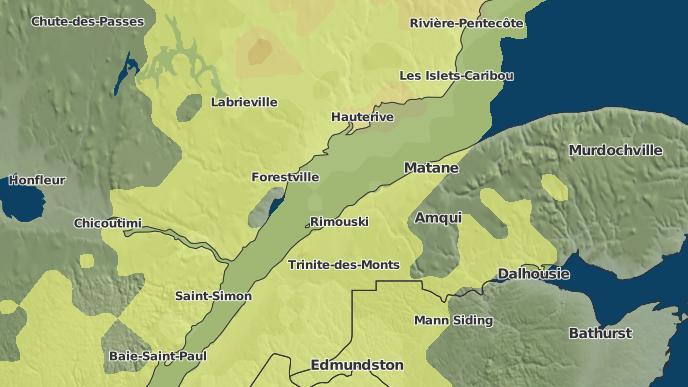for Desrosiers, Quebec