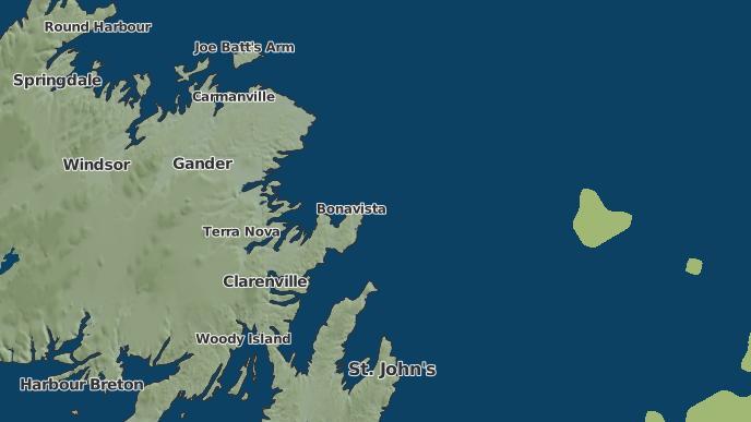 for Gooseberry Island, Newfoundland and Labrador
