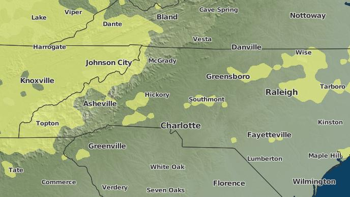 3 Day Severe Weather Outlook Tryon North Carolina The Weather