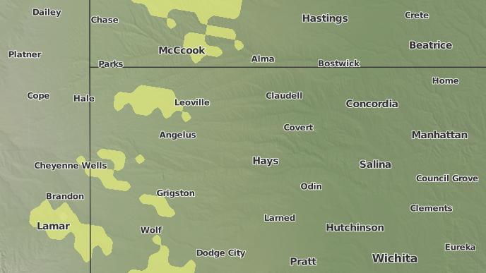 for Penokee, Kansas