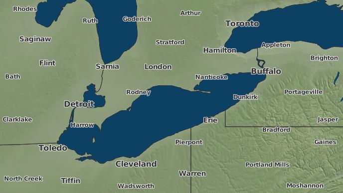 for O'Dell, Ontario