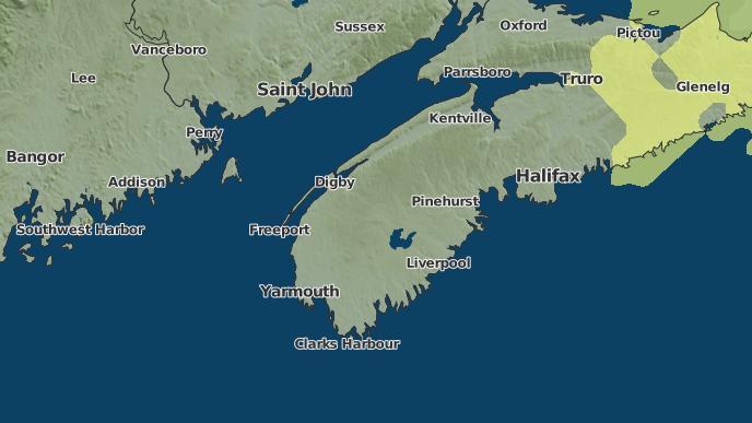 for Havelock, Nova Scotia