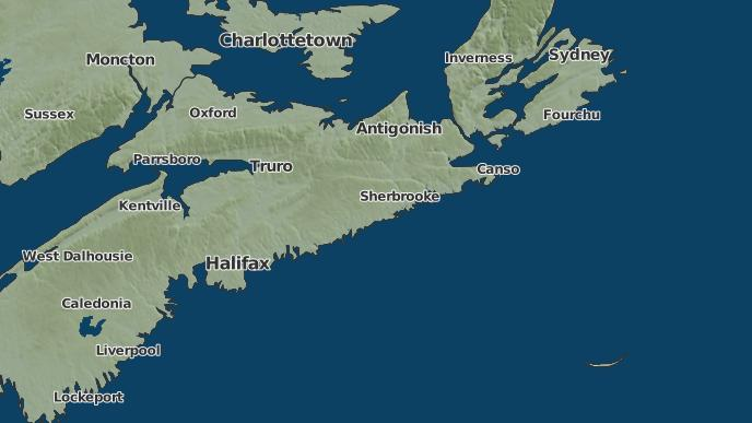 pour Port Dufferin, Nouvelle-Écosse