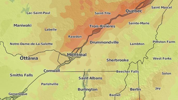 pour Verdun, Québec