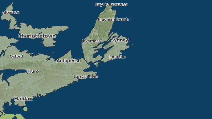 for L'Ardoise, Nova Scotia