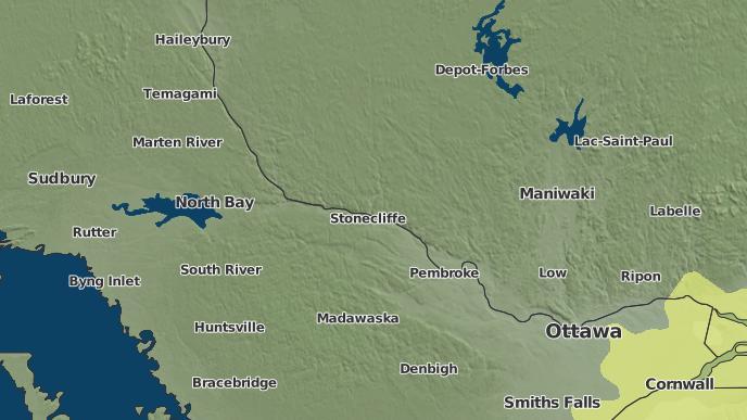 pour Adelard, Ontario