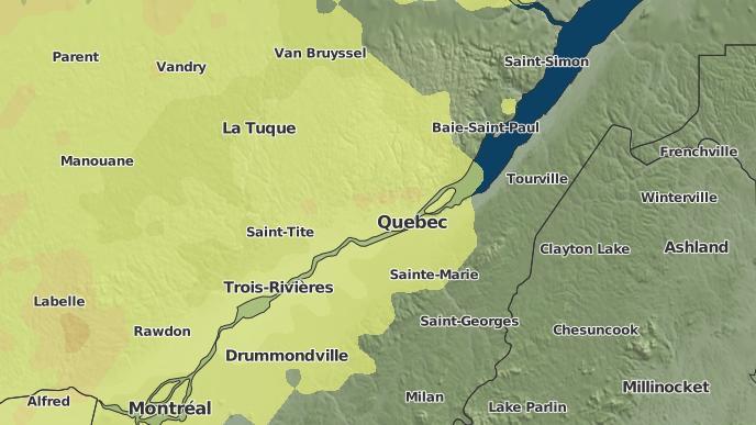 for Charlesbourg, Quebec