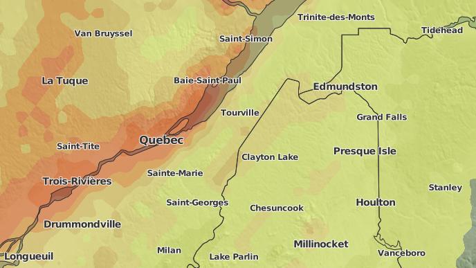 for Casault, Quebec