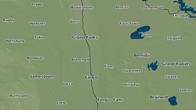 for Beltrami, Minnesota