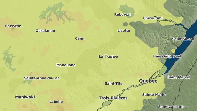 for Cressman, Quebec
