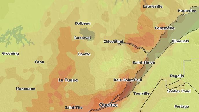 for Club-Grégoire, Quebec