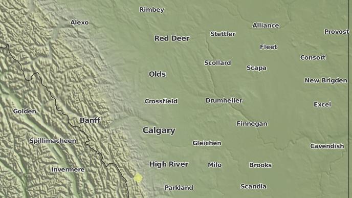 for Allingham, Alberta