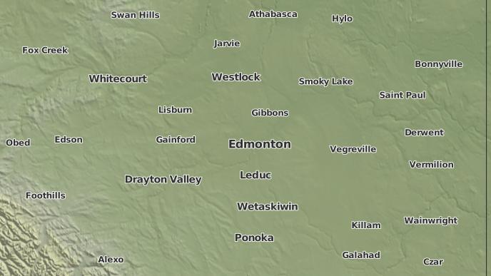 pour Graham Heights, Alberta