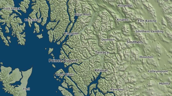 for Zimagord 3, British Columbia