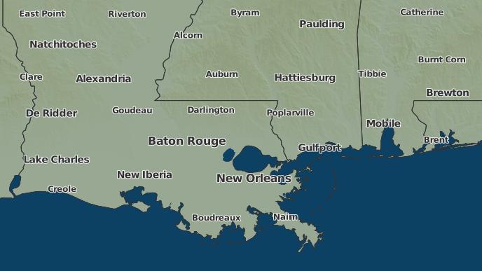 for Amite, Louisiana